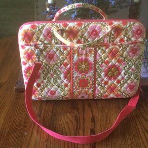Vera Bradley laptop case like new